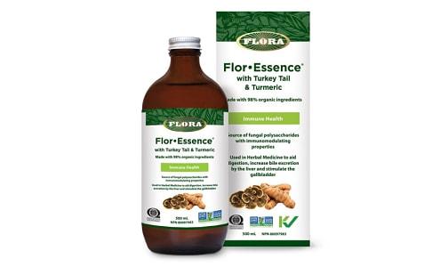 Organic FlorEssence with Turkey Tail & Turmeric- Code#: VT1307