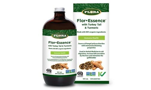 Organic FlorEssence with Turkey Tail & Turmeric- Code#: VT1308
