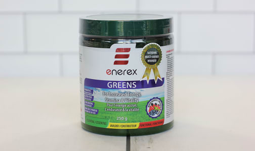 Organic Greens Mixed Berries- Code#: VT1353