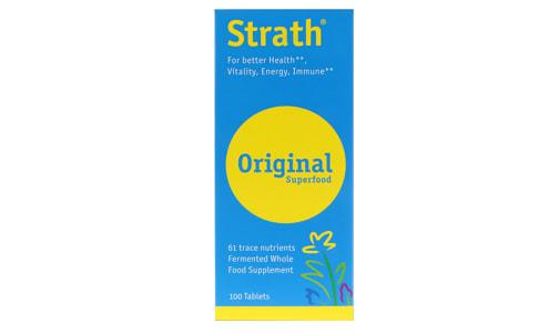 Bio-Strath Tablets- Code#: VT1382