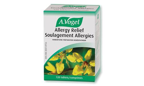 Allergy Relief- Code#: VT1392