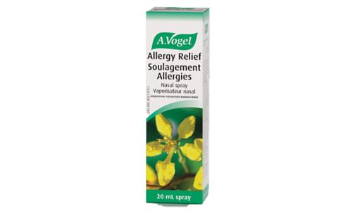 Allergy Relief Nasal Spray- Code#: VT1393