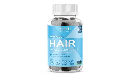 Luscious Hair Gummy- Code#: VT1422