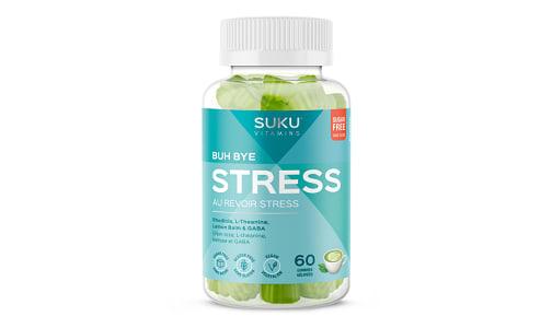 Buh Bye Stress Gummy- Code#: VT1423