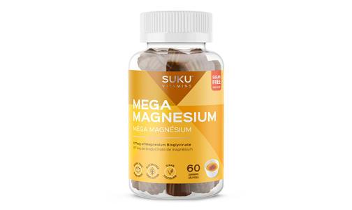 Mega Magnesium Gummy- Code#: VT1424