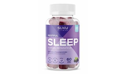 Restful Sleep Gummy- Code#: VT1425
