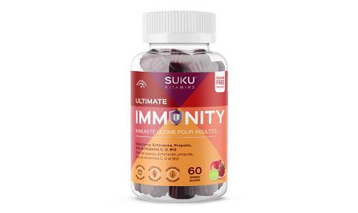 Ultimate Immunity Gummy- Code#: VT1428