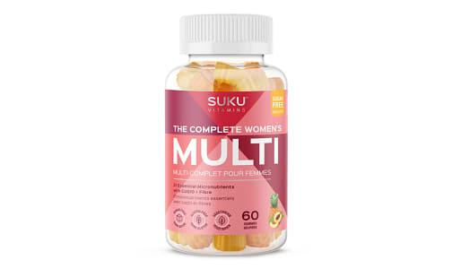 Women's Multi Gummy- Code#: VT1430