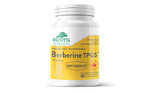 Berberine TPGS- Code#: VT1436