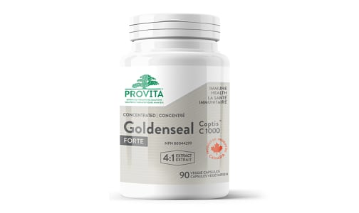 Goldenseal Coptis C1000- Code#: VT1438