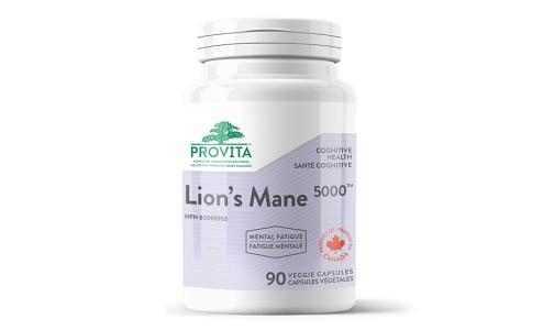 Lion's Mane 5000- Code#: VT1448