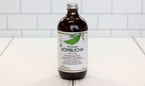 Organic Fermented Kombucha (Certified Organic) - Revitalizing Tonic- Code#: VT1479
