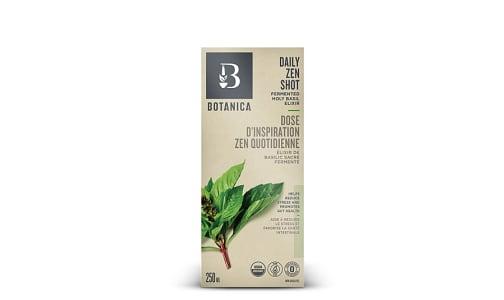 Organic Fermented Holy Basil (Daily Zen Shot)- Code#: VT1480