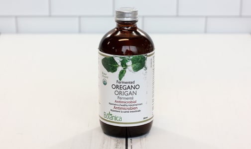 Organic Fermented Oregano (Certified Organic) - Antimicrobial- Code#: VT1482