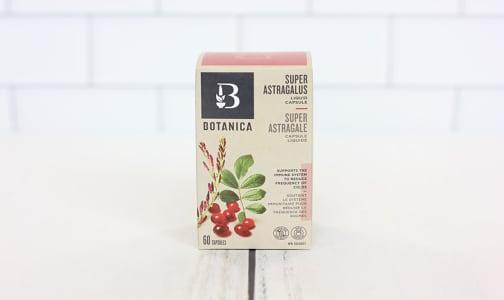 Organic Super Astragalus Liquid Capsules - Immunue Adaptogen- Code#: VT1494