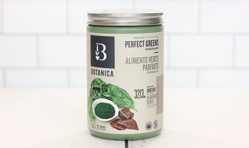 Perfect Greens - Chocolate- Code#: VT1536
