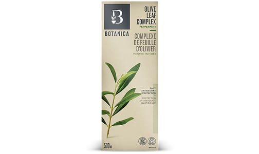 Olive Leaf Complex - Peppermint- Code#: VT1539