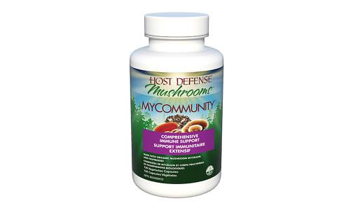 Organic MyCommunity Capsules- Code#: VT1542