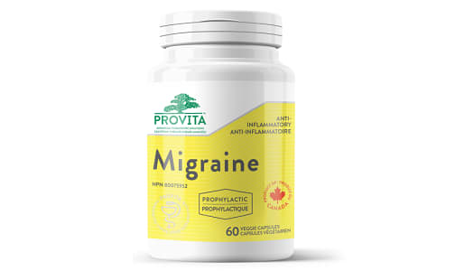 Migraine- Code#: VT1557