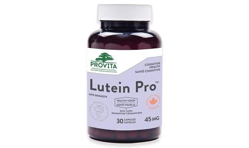 Lutein Pro- Code#: VT1572