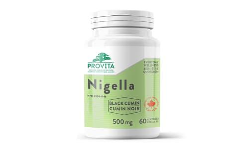 Nigella Black Cumin Oil- Code#: VT1581