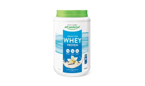 All Natural Protein Vanilla- Code#: VT1592