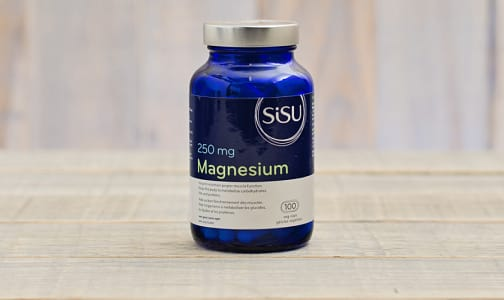 Magnesium 250mg - with 600mg malic acid- Code#: VT1607