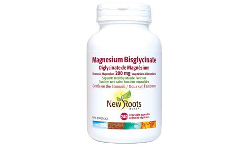 Magnesium Bisglycinate 200 mg- Code#: VT1742