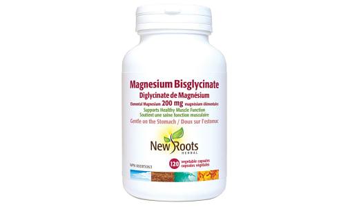Magnesium Bisglycinate 200 mg- Code#: VT1743