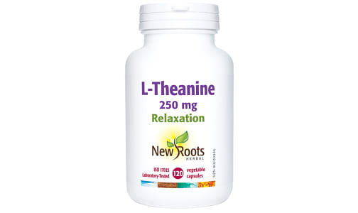 L-Theanine 250 mg- Code#: VT1744