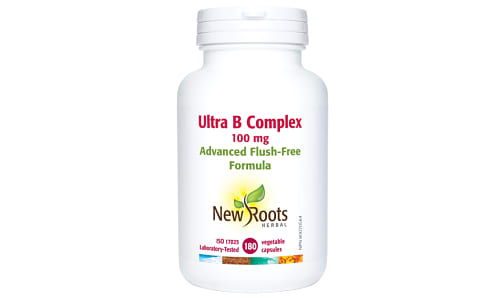 Ultra B-Complex 100 mg- Code#: VT1754