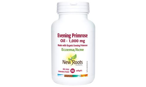 Organic Evening Primrose Oil 1000 mg- Code#: VT1770