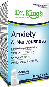 Anxiety & Nervousness- Code#: VT1789