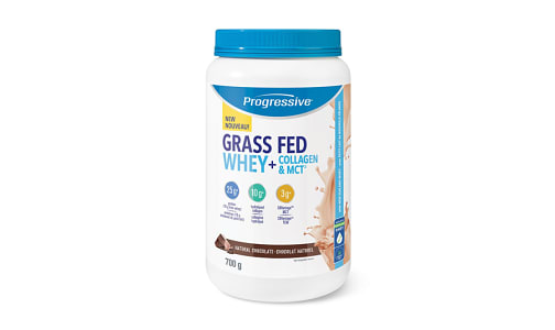 Grass Fed Whey and Collagen MCT Chocolate- Code#: VT1802