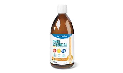 OmegaEssential + D Orange- Code#: VT1804
