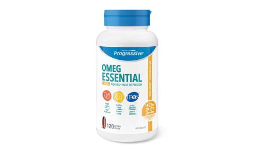 OmegaEssential D- Code#: VT1805