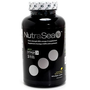 Ascenta NutraSea HP Concentrated Omega 3 Softgels- Code#: VT1816