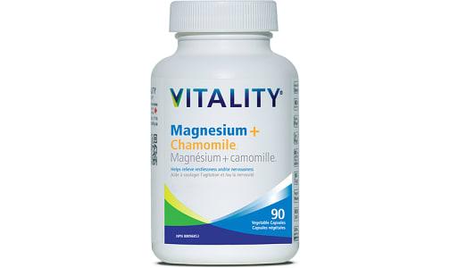 Magnesium and Chamomile Capsules- Code#: VT1855