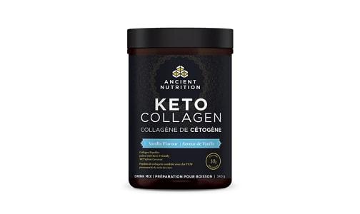 Keto Collagen - Vanilla- Code#: VT1864