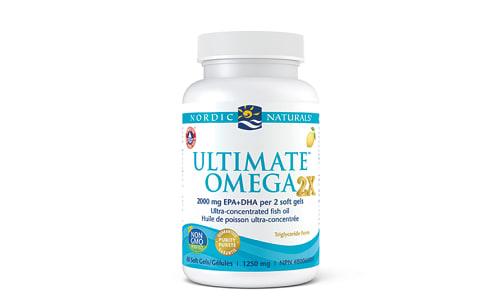 Ultimate Omega 2X- Code#: VT1870