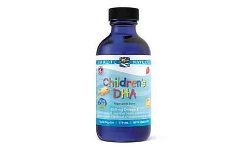 Children's DHA Liquid- Code#: VT1874