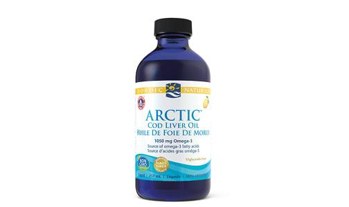 Cod Liver Oil, Lemon- Code#: VT1876