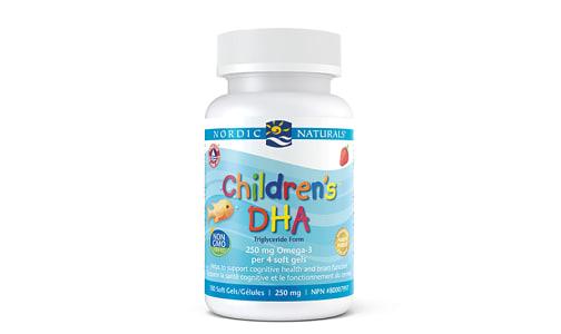 Children's DHA, Strawberry- Code#: VT1888