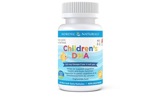 Children's DHA, Strawberry- Code#: VT1889