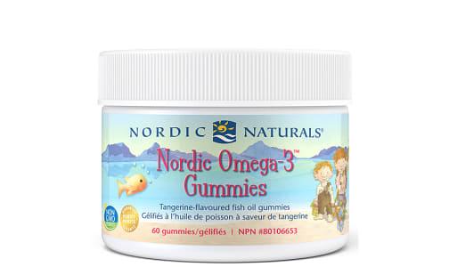 Omega 3 Gummies, Tangerine- Code#: VT1891