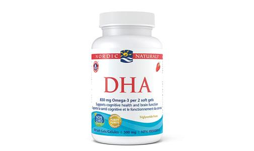 DHA, Strawberry- Code#: VT1896