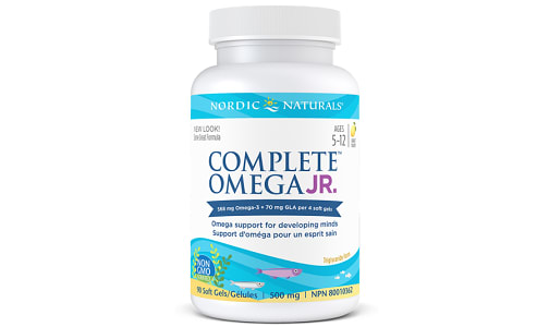 Complete Omega Jr., Lemon- Code#: VT1899