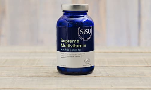 Supreme Multivitamin - Iron Free- Code#: VT1905
