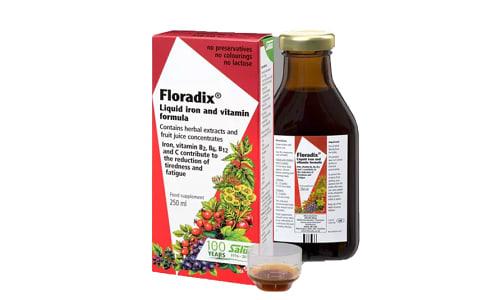 Floradix Formula- Code#: VT1911