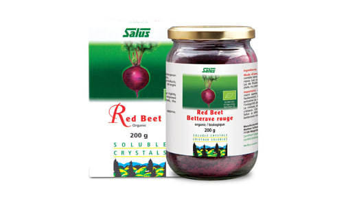 Organic Red Beet Crystals- Code#: VT1914